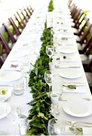 table runners wedding 18 table runners that will transform your wedding table