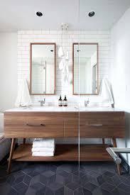 mid century bathroom lighting 20 beautiful mid century modern bath lighting best home template