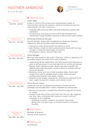 Electronic Resume Example by Inside Sales Resume Samples Visualcv Resume Samples Database