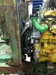 john deere 3020 239t engine swap yesterday u0027s tractors