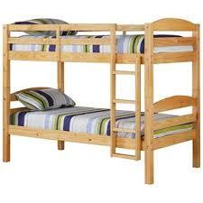 Solid Oak Bunk Bed Solid Oak Bunk Beds Wayfair
