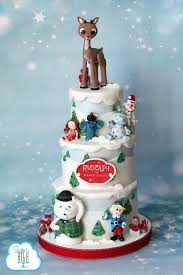 Christmas Cake Decorations Games by 1983 Best Christmas Cakes Images On Pinterest Christmas Cakes