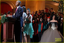 barack u0026 michelle obama christmas in washington concert photo