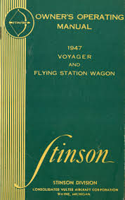 civil aircraft manuals
