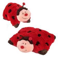 light up ladybug pillow pet my pillow pets buzzy bumble bee 18 pillow cushion blanket