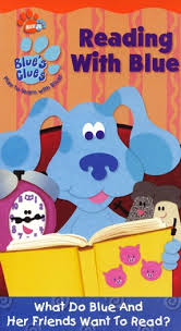 reading blue blue u0027s clues wiki fandom powered wikia