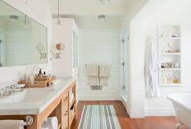 Makeup Vanity Tray Diy Vanity Tray Bathroom Beach Style With Paneled Walls Bath Tray