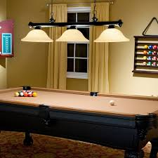 String Lights Over Pool by Pool Table Light Fixtures Home Lighting Insight