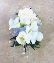 white corsages for prom gardenia corsage and boutonniere search flowers