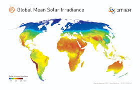 Spain Map World by Solar Energy Map Usa Germany Spain