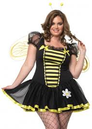 Bumblebee Halloween Costumes Size Womens Bumble Bee Costume Size Womens