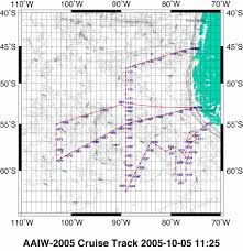 Ucsd Maps Process Study Of Antarctic Intermediate Water Formation
