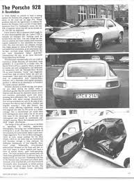 1979 porsche 928 body kit the porsche 928 motor sport magazine archive