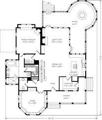 home plans open floor plan davidson gap allison ramsey architects inc southern living
