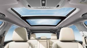 nissan quest sunroof does the 2016 nissan murano have a sunroof