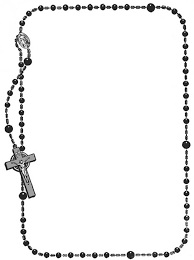 rosary clip art images illustrations photos