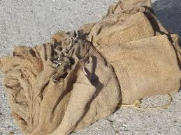 burlap bags for sale vintage burlap sacks farm feed bags for primitive print fabric