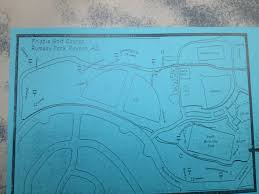 Payson Arizona Map by Rumsey Park Professional Disc Golf Association