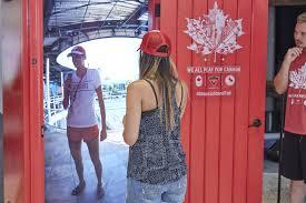 Red Door Canadian Tire U0027s Red Door To Rio Provides Unprecedented Connection