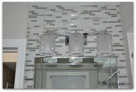 bathroom crystal light fixtures chrome bathroom vanity light fixture with crystal in modern for