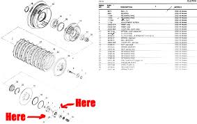 changing 1998 883 primary gasket need help the sportster and