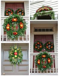 fruited appeal the della robbia wreaths swags