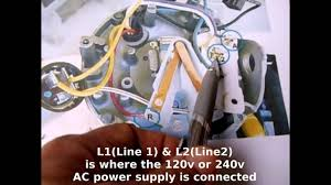 120v 240v pool u0026 sprinkler motors testing wiring operation youtube