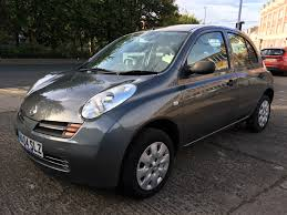 used nissan micra 2004 for sale motors co uk