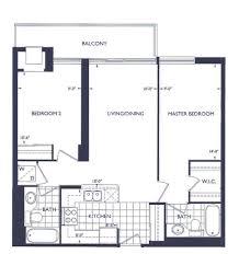 16 yonge street floor plans 2306 u2013 4978 yonge st toronto u2013 realty tours