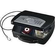 coffre fort bureau sentrysafe coffre fort numérique portatif p008e noir staples