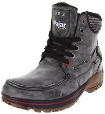 motorcycle boots canada amazon com pajar men u0027s bocce boot oxford u0026 derby