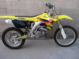 suzuki motocross bikes 2006 rmz450 why 4 speed rm z 450 thumpertalk