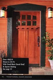Wide Exterior Door 42 Entry Door The Exterior Doors We Chose For Our Log Home