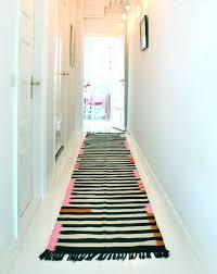 Black And White Striped Runner Rug 180 Best Rug Images On Pinterest Woven Cotton Cotton Rugs And