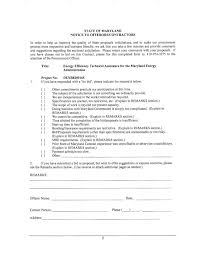 Decline Letter To Bid Bid No Bid Decision