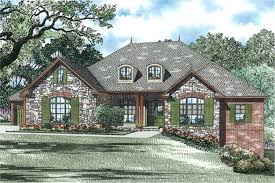 French Country European House Plans French Country House Plans Home Design 1347