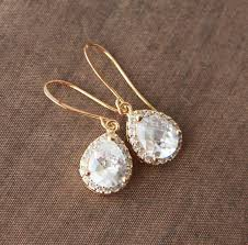 simple ear rings show me your simple bridal earrings