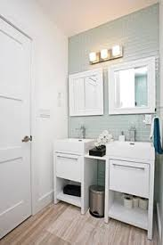 small double bathroom sink no room for a double sink vanity try a trough style sink with two