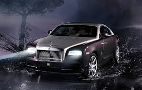 roll royce maroon rolls royce wraith officially unveiled in geneva autoevolution