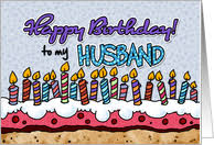 birthday cards for husband from greeting card universe