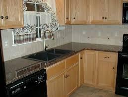 kitchen ceramic tile backsplash ideas the kitchen back wall of ceramic tile backsplash home design and