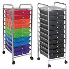 pull out cabinet organizer costco costco 10 drawer mobile organizer drawers project ideas