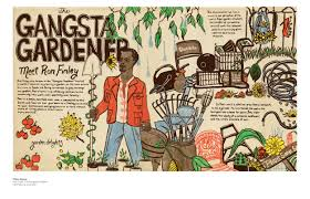 world no 1 home theater the gangsta gardener u2014 by grace lynne