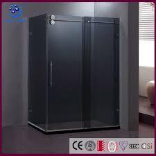 frameless sliding glass shower door luxury 32in x 60