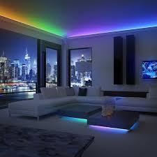 led home interior lights best 25 led lighting home ideas on desk ls