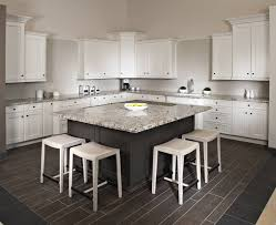 granite countertop glass in kitchen cabinets black and white