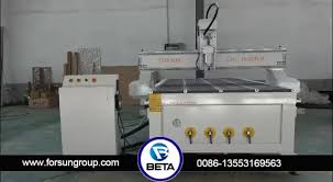 china supplier 4 axes diy cnc mill for wood based panel machinery
