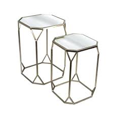 mirror accent table medium size of coffee mirrored side table