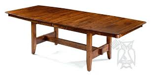 stickley mahogany dining table cherry trestle dining table mahogany trestle table stickley cherry