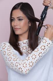 best size curling iron for medium length hair curling wand 101 find the perfect wand for your hair needs